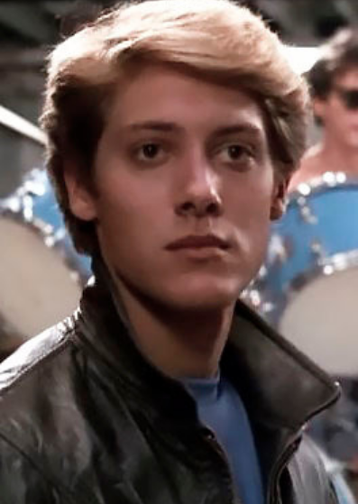 Young James Spader Tuff Turf (1985) This can only dream