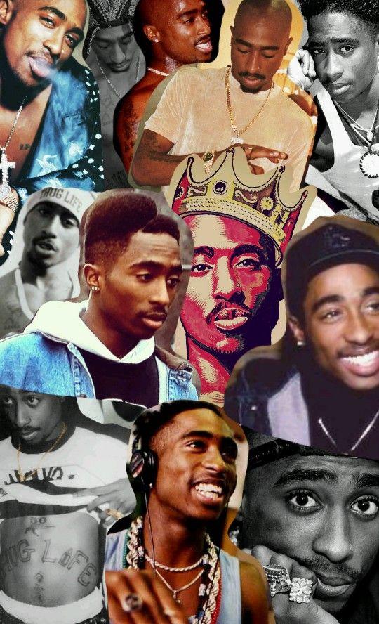 Tupac Shakur Tupac Shakur Fondos De Pantalla Del Teléfono