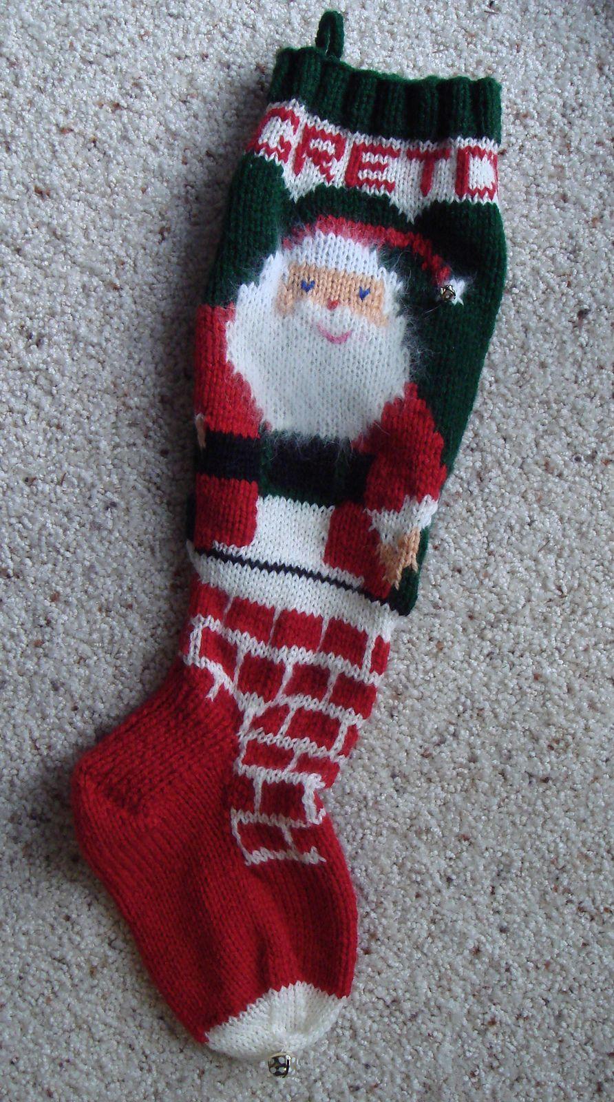 Ravelry: carolyninAlaska's Christmas stockings | Knitted ...