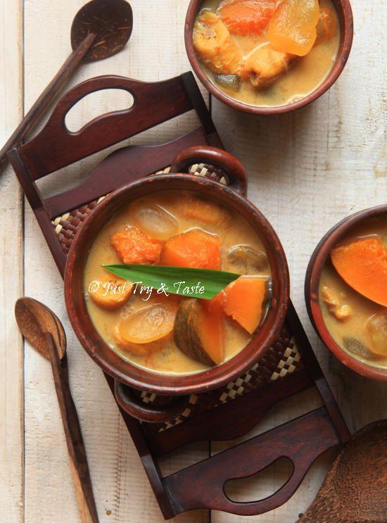 Resep Kolak Pisang Labu Kuning Kolang Kaling Dan Nostalgia Fotografi Makanan Resep Labu Kuning Makanan Dan Minuman