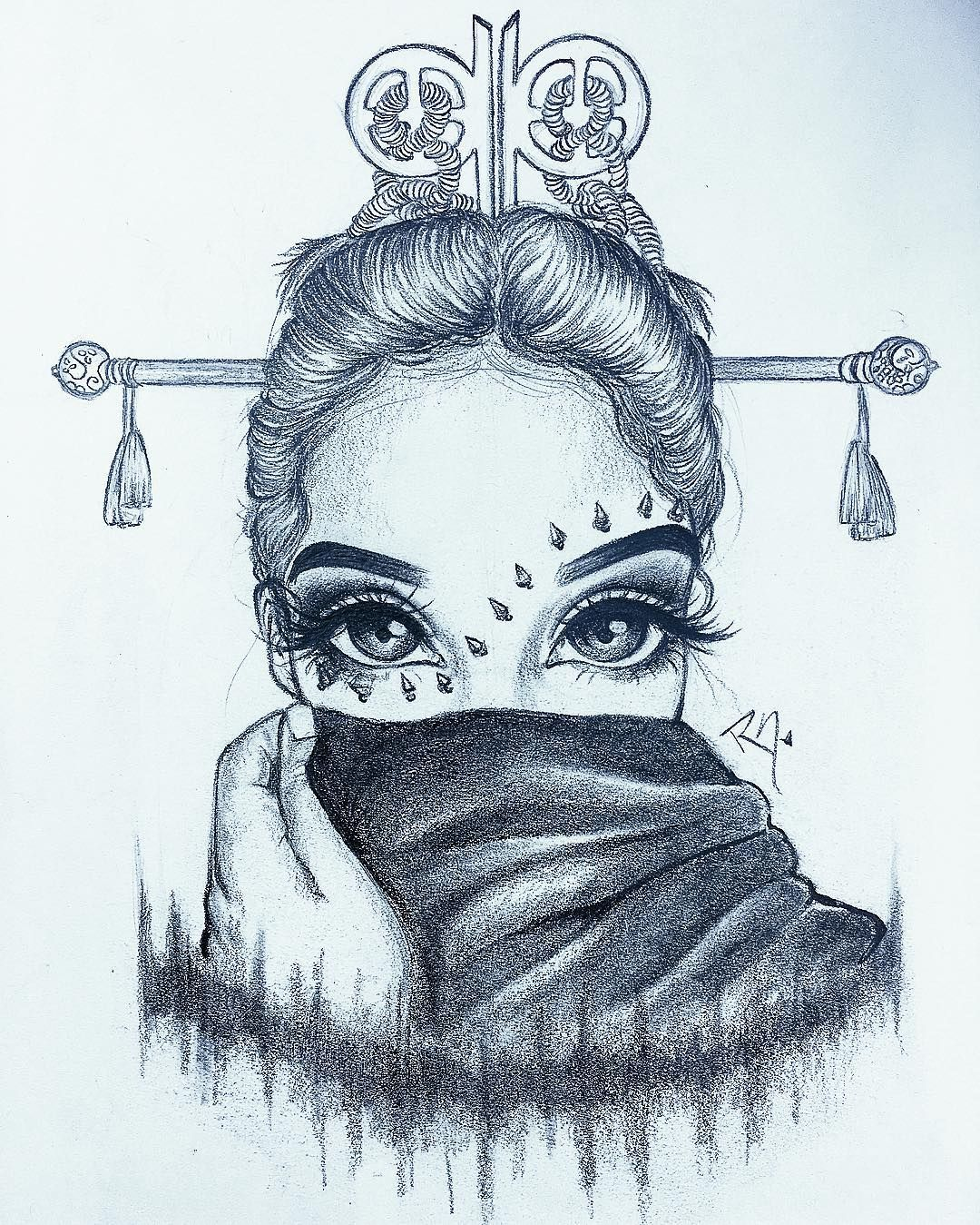Drawings Of People: Pin By Julie Garcia On Art