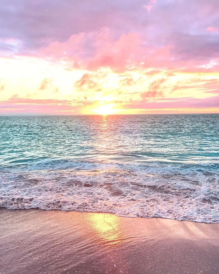 Pin By Mahansen On Backgrounds For Das Pieces In 2020 Pastel Sunset Sunset Wallpaper Beach Wallpaper