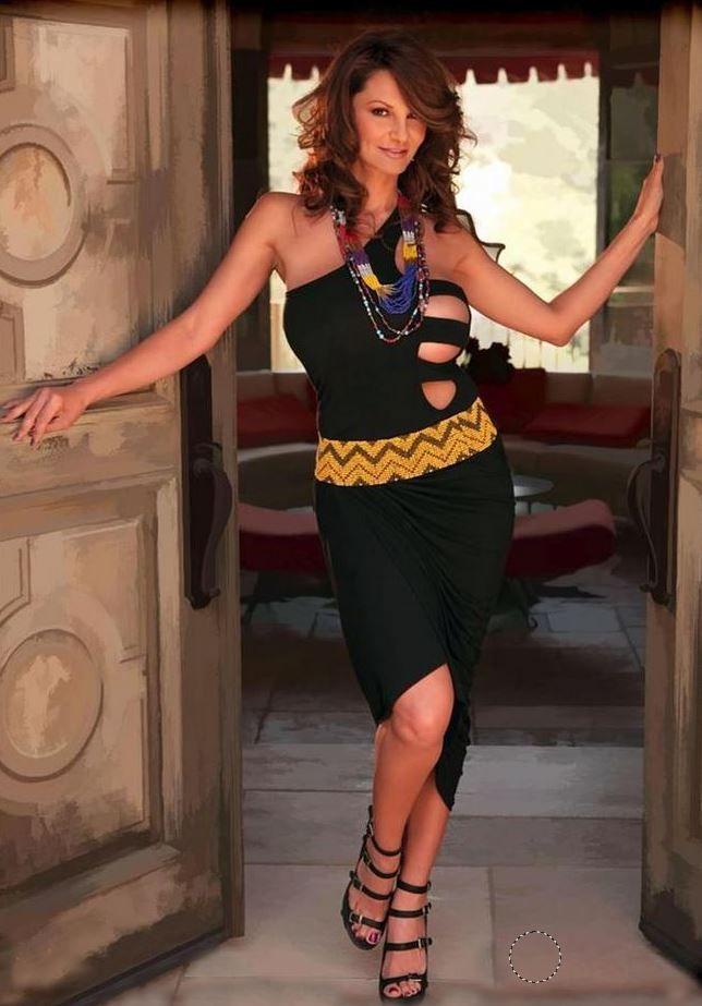 Xena beauty pageant upskirt