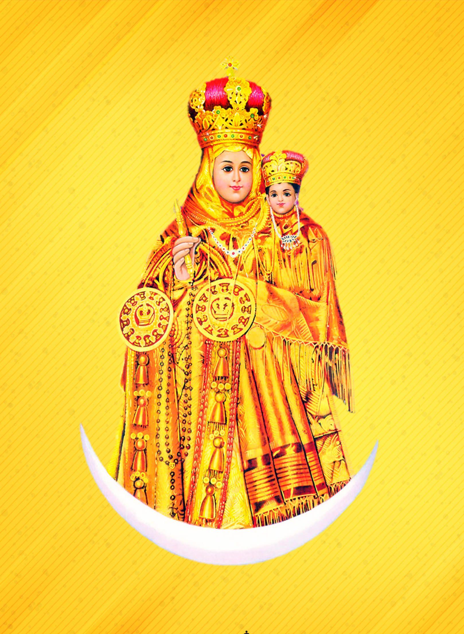 Our Lady of Good Health, Annai Velankanni Madha Mother