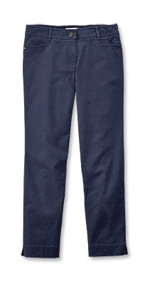 Just found this Comfortable Cotton Twill Ankle Pants - Everyday Stretch Twill Ankle Pants -- Orvis on Orvis.com!