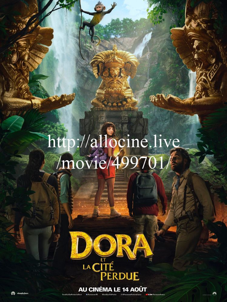 Bluray Vf Dora Et La Cite Perdue 2019 Film Complet Streaming Vf En F Ignu