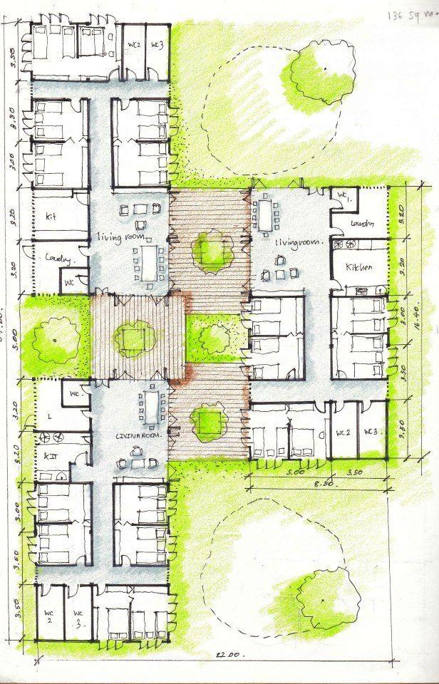 Pin By Elias Kateb On Arch Drawing Architecture Drawing Plan Architecture Drawing Plan Sketch