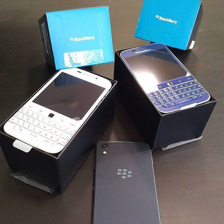 2019的#inst10 #ReGram @blackberrypgp: Blackberry Q20 Classic