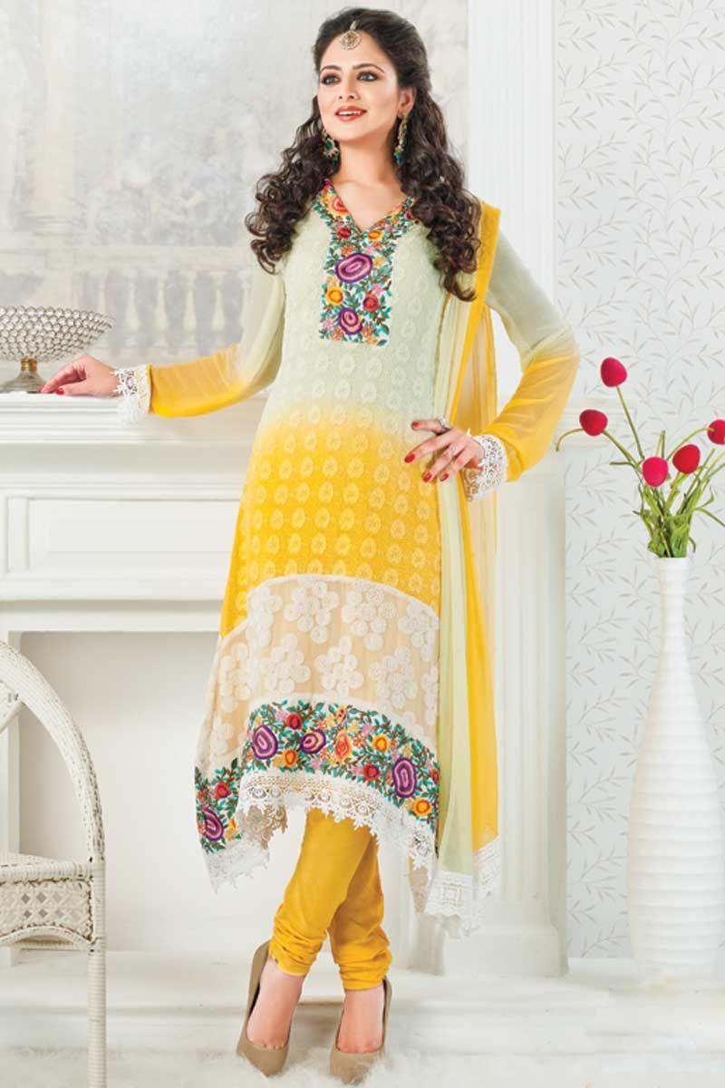 Punjabi Suites Designs Party Wear 2014 Salwar Kameez Boutique New ...