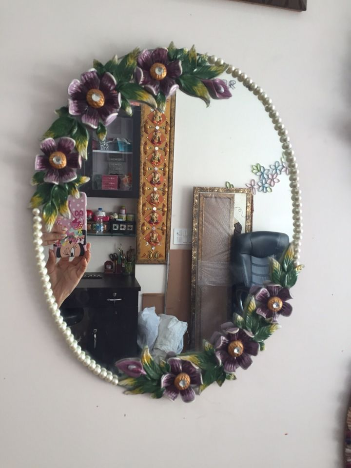 Brighten Up Your Homes This Diwali With Our Handcrafted Mirrors With