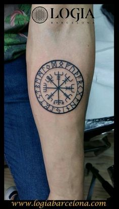 Resultado De Imagen De Vegvisir Tattoo Idee Tatouage Pinterest