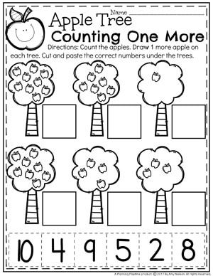 Counting To 100 Activities Planning Playtime Preschool Math