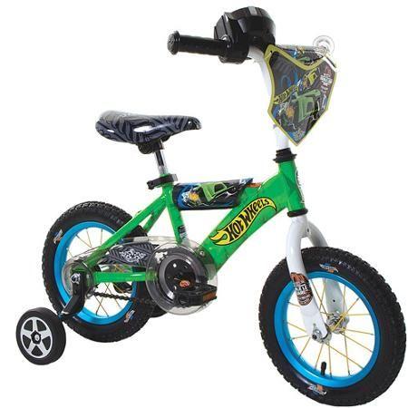 12 Hot Wheels Boy S Training Bike Hot Wheels Bike Hot
