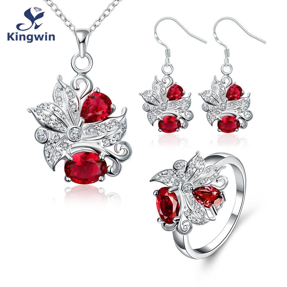 Russia hot sale color gem new designs dubai luxury fashion jewelry