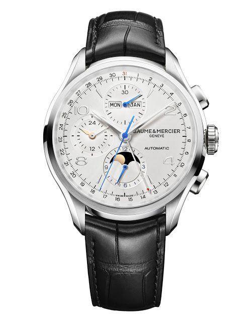 470145374b6 Baume   Mercier. Melhores Relógios Para HomensRelógios ...