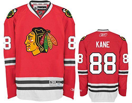 41bd8b69c Toddler Chicago Blackhawks  88 Patrick Kane Team Replica Jersey - 2T-4T  Reebok http
