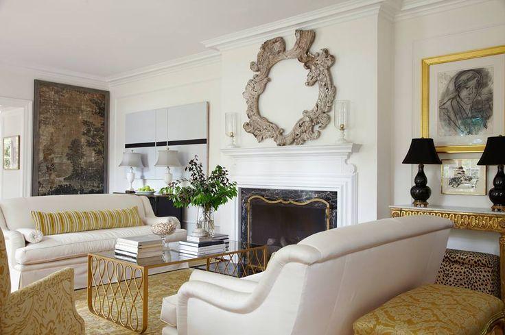 Veranda Living Rooms Stylish Curtains For Room Via Magazine Mag House Design