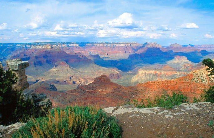 Lugares mais lindos do mundo: Grand Canyon, Estados Unidos