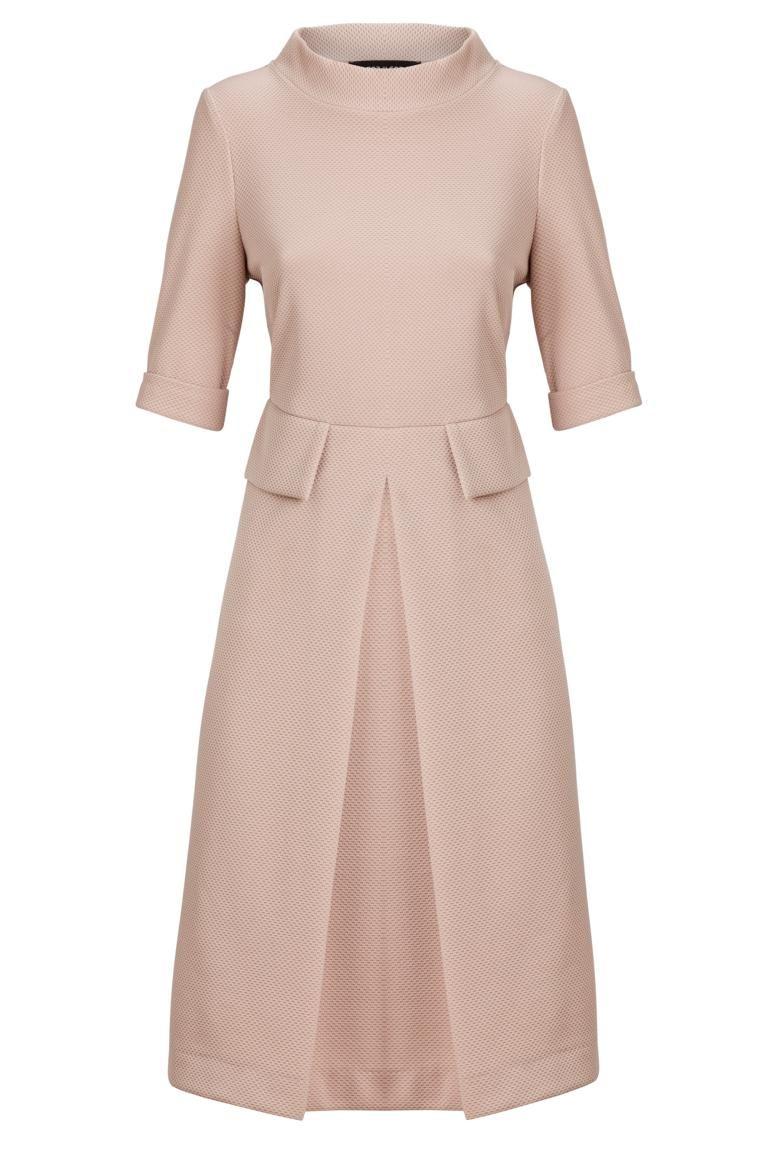 Sixties Kleid Zindrella Rose in zartem Rosa  Klassische kleider