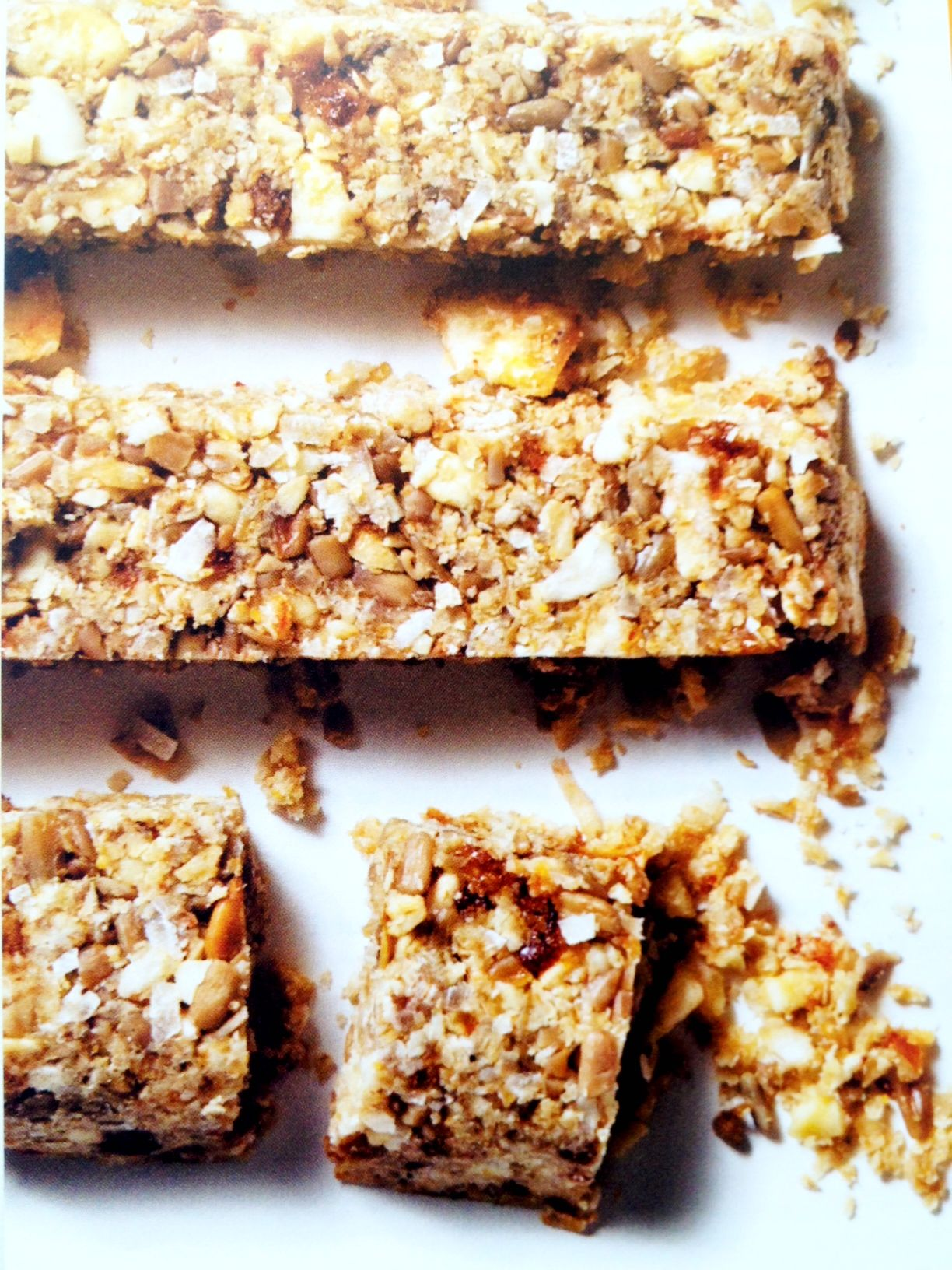 Banana Coconut Energy Bars recommend