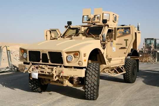 Mine Resistant Ambush Protected (MRAP) All Terrain Vehicle (M-ATV) Program