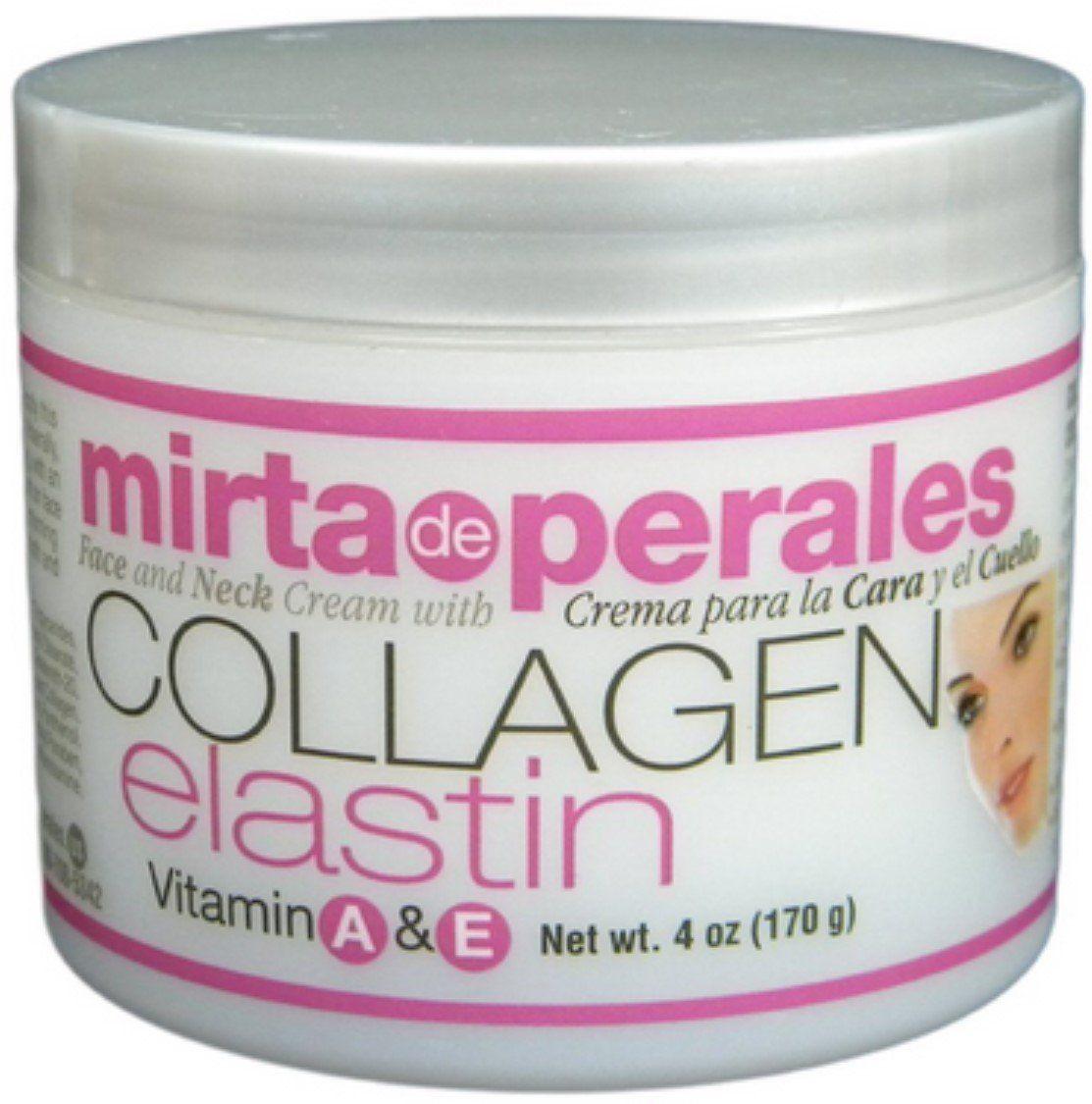 Mirta de Perales Collagen Elastin Cream, 4 oz (Pack of 3) ** For more information, visit image link.