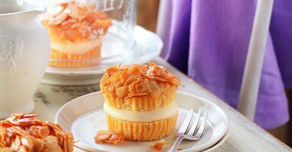 Bienenstich Muffins Rezept Torten Pinterest Kuchen Backen