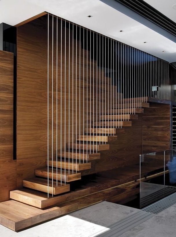 Top 10 Unique Modern Staircase Design Ideas for Your Dream House #beautifulhouses
