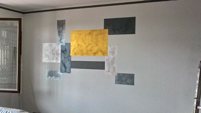 Decorazione con alpha desert by sikkens decorazioni for Decorazioni materiche