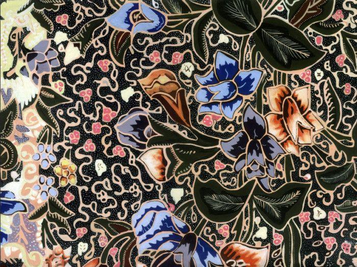 Motif Batik Modern Pekalongan Batik Pinterest 50th And Models