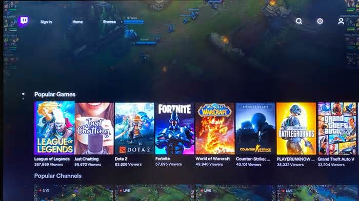 Latest News for Spotify And Twitch Finally Debut Apple Tv