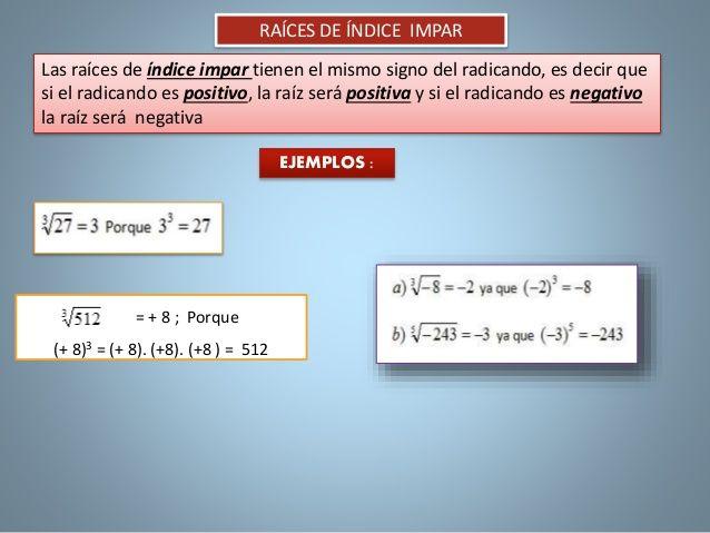 Regla Ser Positivo Matematicas