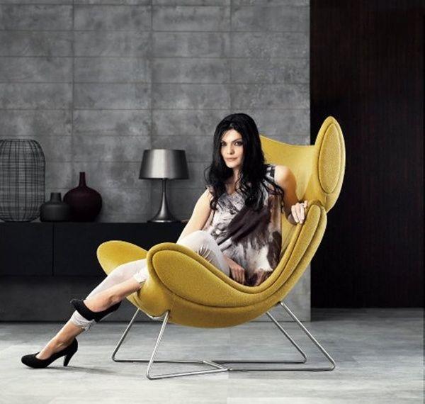 Le Fauteuil Design Colore Lambiance De Votre Salon Boconcept - Fauteuil design pour salon