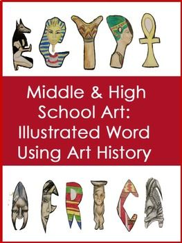 Photo of Art Lesson-Art History Graphic