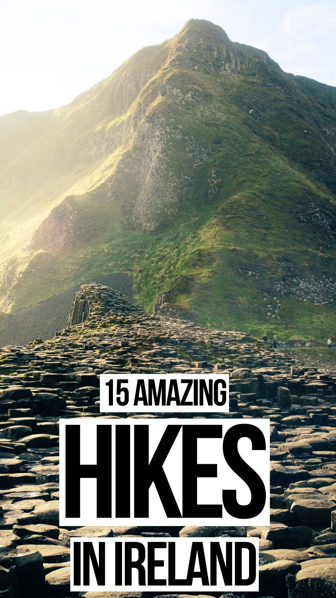 Hiking in Ireland? Here are 15 Hikes in Ireland You'll Love (Easy to Hard)