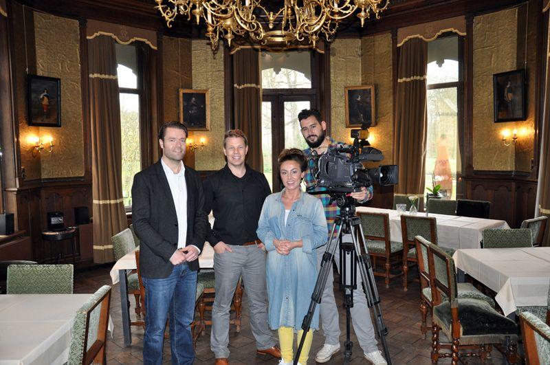 TV opname LifestyleXperience RTL 4 - Fachera.nl.  #crew #rtl4 #rtl5 #facheranl
