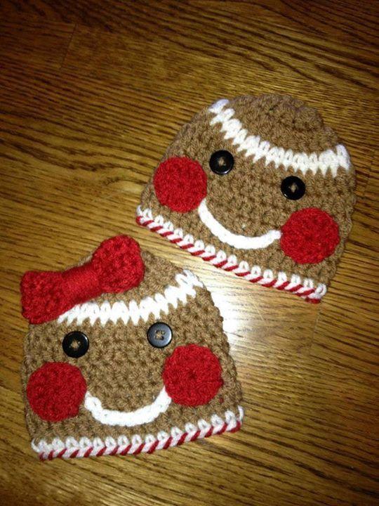 Ähnliche Artikel wie Jailey Bugs Custom häkeln Weihnachten Lebkuchen ...