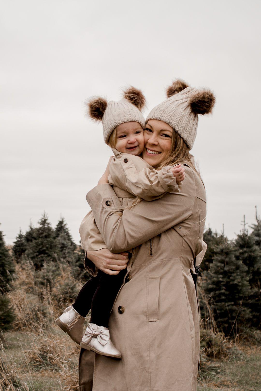 Omaha Christmas Tree Farm Everley Me Omaha Style Blog Kids Fashion Girls Winter Jackets Kids Fashion Girl