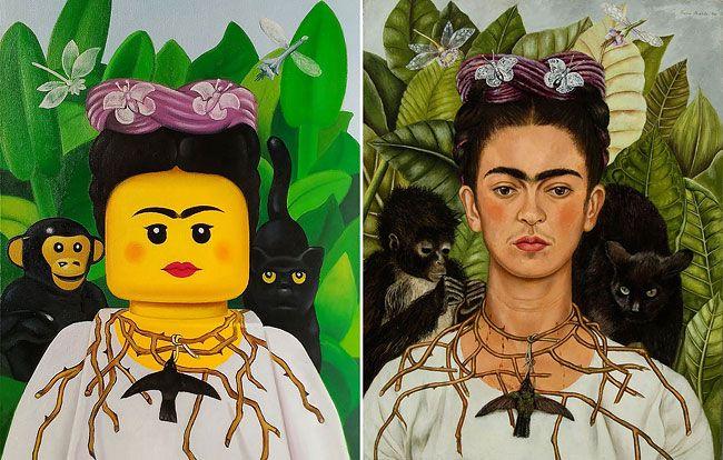Design You Trust Most Famous PaintingsArt
