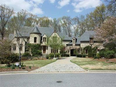 Custom French Manor Home -  4280 Irma Court, Atlanta, GA  http://www.atlantafinehomes.com/eng/sales/detail/258-l-1486-21031542/custom-french-manor-home-atlanta-ga-30327