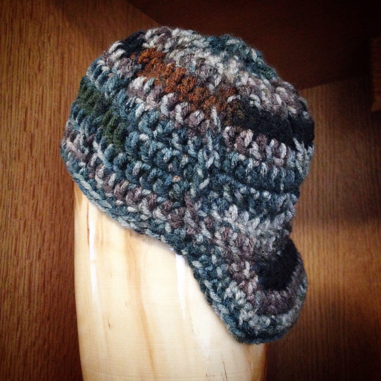 Ball Cap Pattern Crochetitw Top Blogs Pinterest Viral