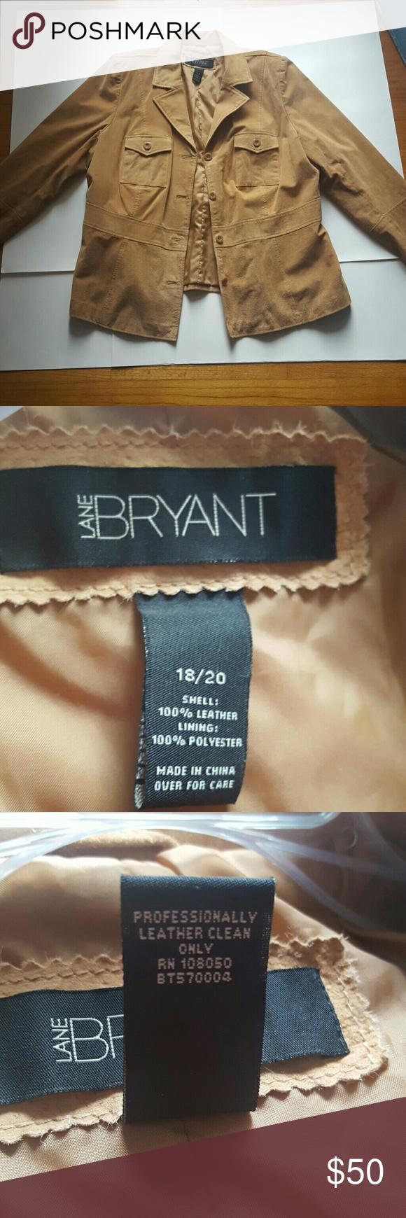 Leather jacket size 18 - Plus Size Leather Jacket Size 18 20 Hardly Worn 100 Leather