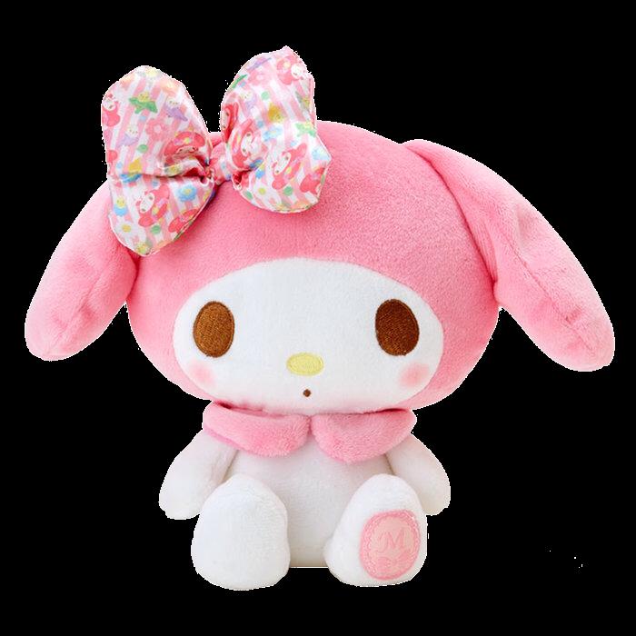 Sanri My Melody Soft Plush Doll Standard S From Japan