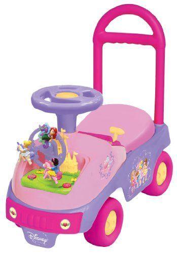 Enviro Mental Toy Disney Princess Activity Ride On By