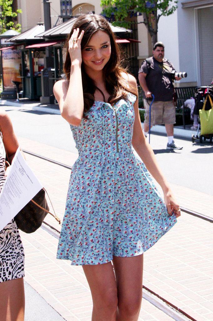 Cute flirty summer dress for 2013