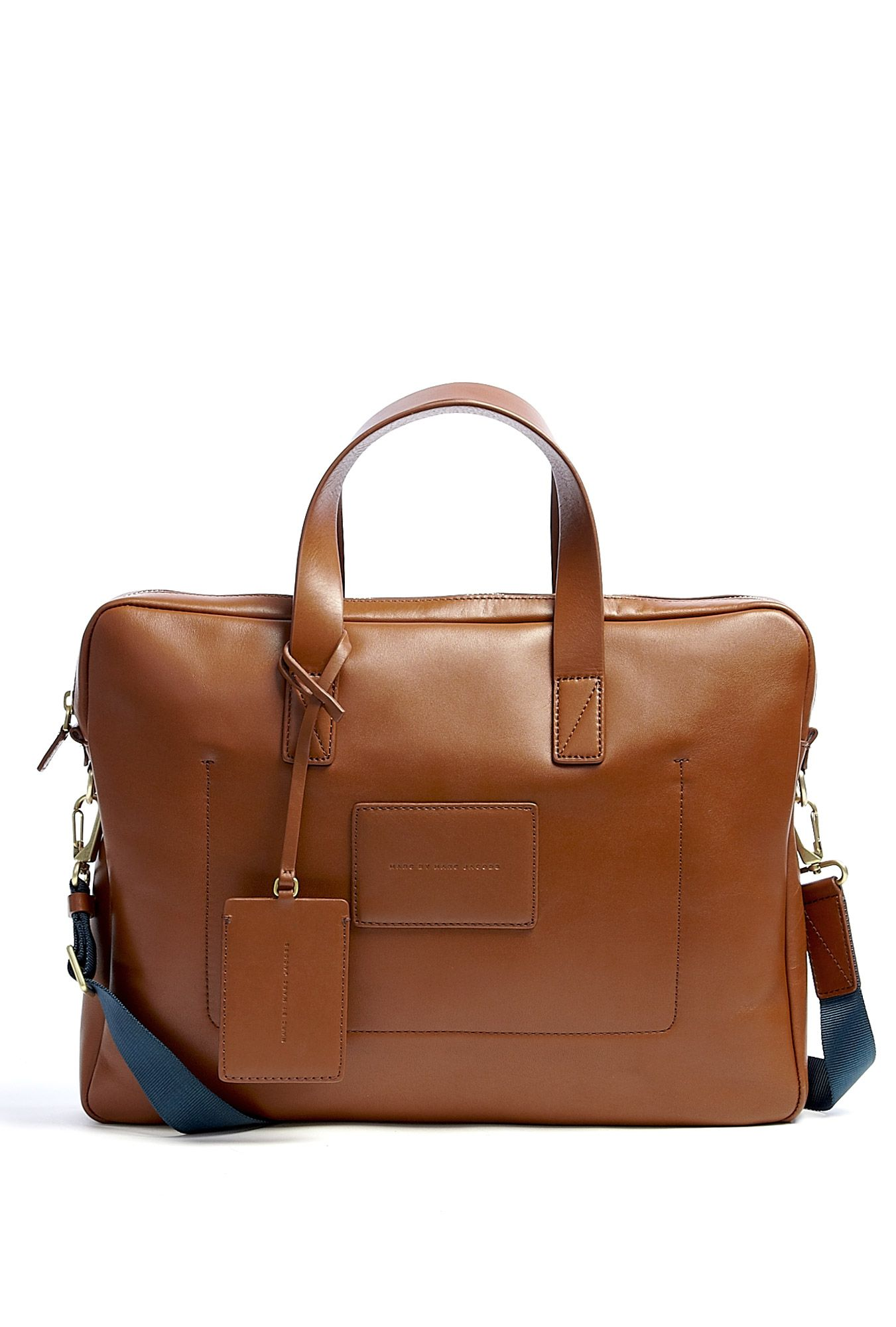 Marc by Marc Jacobs leather briefcase  fc58d1831aa43