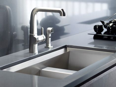 Which Kitchen Sink Basin Is Right For You Sink Contemporary