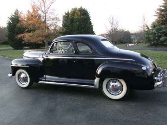 1948 plymouth special deluxe business coupe autos. Black Bedroom Furniture Sets. Home Design Ideas