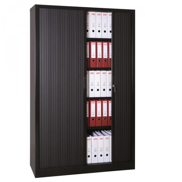 Armoire Rideau Armoire Haute Rideaux Coulissants Armoires De Bureau Axess Tall Cabinet Storage Locker Storage Home Decor