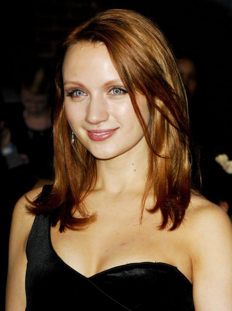 Emily Berrington Eyes